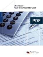 Incentives for Investing in Germany