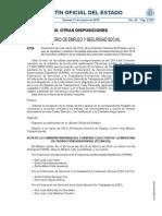 Salarios - Convenio Industria Producion Audiovisual