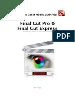 Manual Final Cut