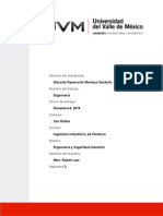 Ergonomía UVM Reporte 3