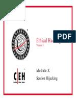 CEH v5 Module 10 Session Hijacking.pdf