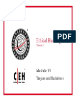 CEH v5 Module 06 Trojans and Backdoors.pdf