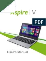 User Manual Acer v5-132