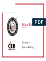 CEH v5 Module 05 System Hacking.pdf