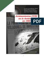 Ballester Olmos Et Al - Avistamientos OVNI en Antártida. 1965