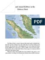 Piracy in Malacca Straint