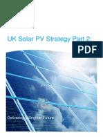UK Solar Panel Strategy Pt2