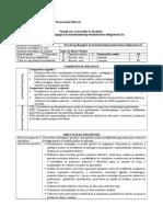 2. Planificarea Activitatii Practica Pedag. I