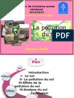 Pollution du  Sol Assia Yamoun