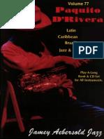 Vol 77 - [Paquito D'Rivera].pdf