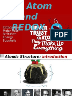 The Atom and REDOX