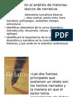 Analisis de Historias - Unidad I