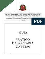 CAT 32 DE 96
