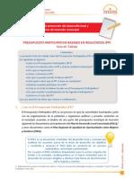 Manual Del Presupuesto Participativo
