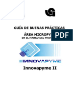 Innovapyme II - Guía Buenas Practicas