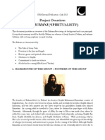 RUHANI - OnA Internal Publication, July 2013