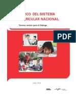Marco Curricular Nacional - 3ra Versión