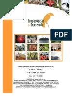 Curriculum C&D 2006 CONSERVACION & DESARROLLO HISTORIA
