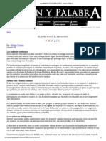 El Hipertexto_ El Medio Frío - Razón y Palabra