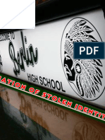 "Berlin Indians - ""Locking Out"" Education"