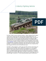 BMP-2 Infantry Fighting Vehicle