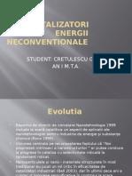 Nanocatalizatori Pentru Energii Neconventionale