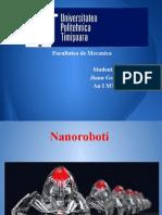 Nanoroboti