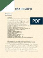 1001 de nopti (volumul 13)