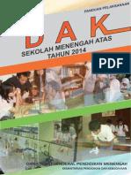 Juknis Dan Juklak DAK SMK 2014