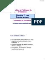 L3 MPC Chapitre 7