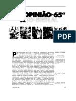Otília Arantes - De Opinião 65...