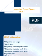 IAS-7 Cash Flow Statement