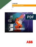 IRC5-Robot Communication and I_O Control 3HAC020435-001RevA