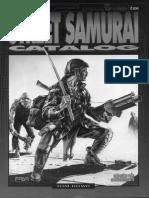 7104 - Street Samurai Catalog
