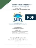 Sejarah Berdirinya Dan Perkembangan Star Radio Tangerang 107