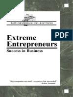 Extreme Entrepreneurs
