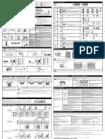 SSR-3 Installation Instructions English