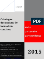 Catalogue ENSI 2015-V15