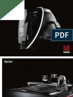 Lectra Brochure Vector