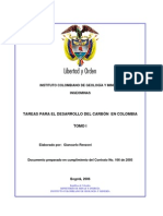 Tareas Para El Desarrollo Del Carbón en Colombia Tomo 1[1]