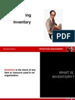 POM 19 - Inventory