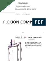 Flexión Compuesta- Pedro Perles