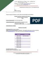 Nacional Federativo c1 Gaf Invitacion