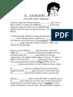 17491 Michael Jackson Biography