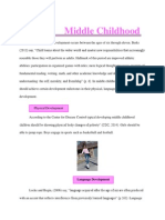 ece 497 period of development middle childhood fact sheet