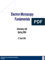 Lecture6 Electron Microscopy