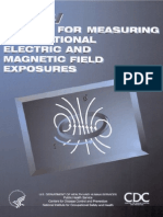 Magnetic Exposure Measurement
