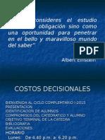 Costos Decisionales Presentacion 2015