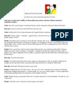Il Comparativo e Il Superlativo in Italiano