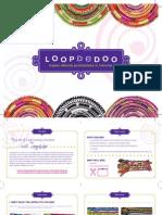 Loopdedoo Instructions Final for Print KO V2T1 PDF Format